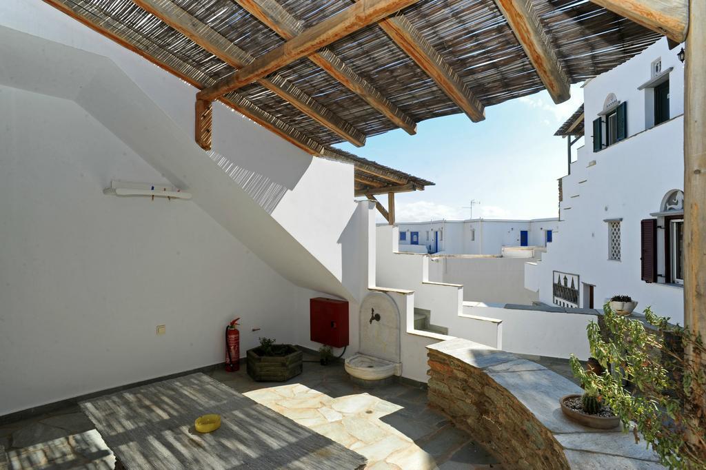 Triple room with veranda on the ground floor