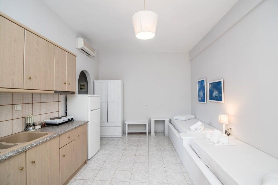 Διαμέρισμα στο ισόγειο